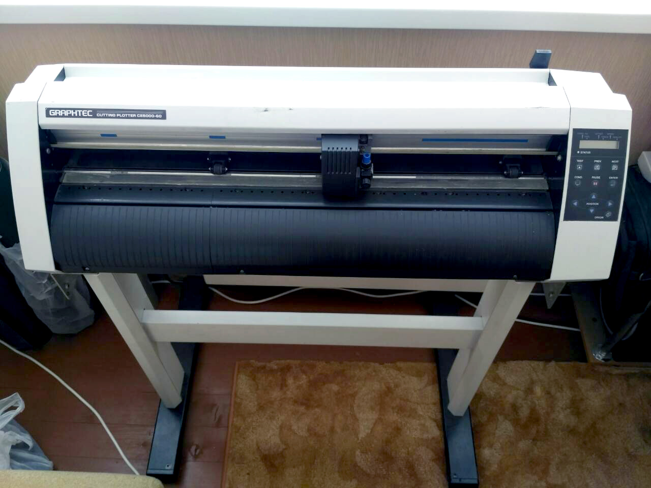 GRAPHTEC CUTTING PLOTTER CE5000-60 DRIVER FOR MAC